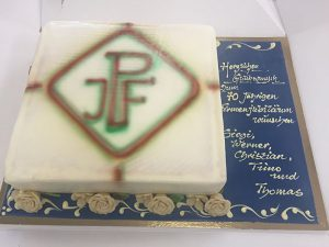 70 Jahre JPF 17