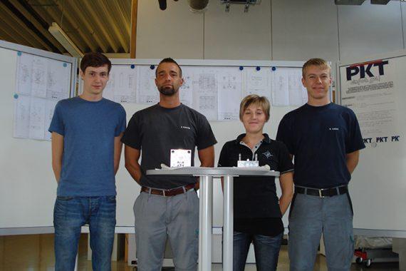 Ausbildungskooperation PKT – JPF