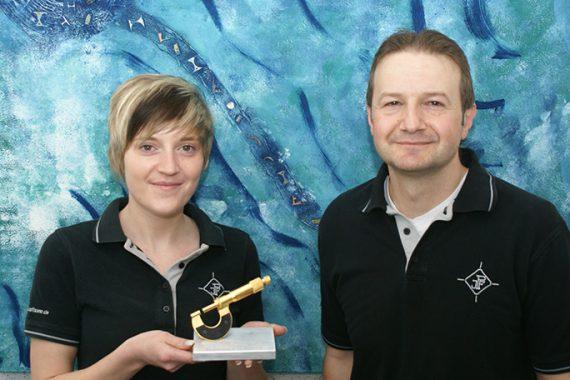 Ausbildung 2013 Auszeichnung der Besten