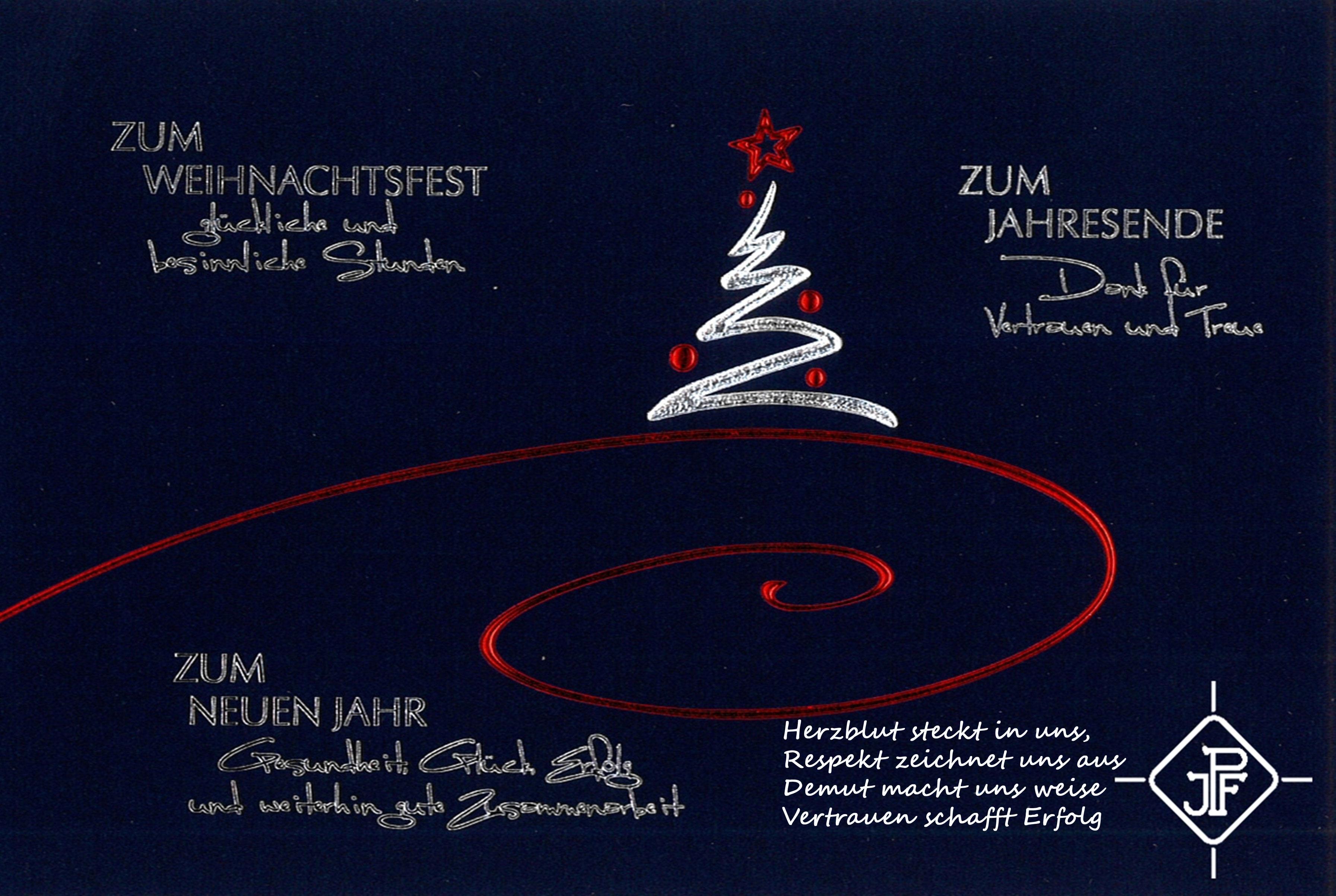 Frohe Weihnachten…
